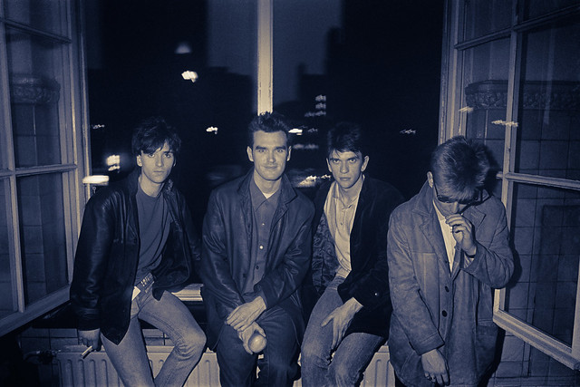 Analog Archive: The Smiths, 1984