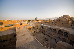 Kashan's Roof (piper969) Tags: iran kashan roofs tetti case houses sunset tramonto