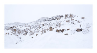 Badlands Snow II