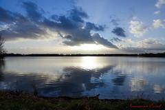 Coucher de soleil sur le lac de Bordeaux (Ezzo33) Tags: france gironde nouvelleaquitaine bordeaux ezzo33 nammour ezzat sony rx10m3 parc jardin paysages lac coucher soleil