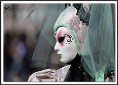 Carnevale di Venezia 2018 (LasVegasInside) Tags: carnevale di venezia maschera veneziana venice carnival italy canon 6d 70200 is ii l ritratto mask