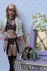 Ayumi (Isabelle from Paris) Tags: fashion royalty hauntingly lovely ayumi nakamura nuface isabelleparisjewels