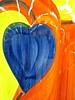 beaming heart (muffett68 ☺ heidi ☺) Tags: heart vase ceramic bold graphic
