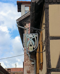 Vacances_0326 (Joanbrebo) Tags: riquewihr grandest francia fr alsace hautrhin canoneos80d eosd efs1855mmf3556isstm autofocus signs letrero nasenschild