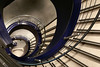 Kaufhaustreppe IMAG0928 (pappleany) Tags: pappleany indoor treppe wendeltreppe stair spiralstaircases spiral