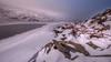 Frozen in time.....Llyn Ogwen lake. (Einir Wyn Leigh) Tags: landscape love frozen lake snow wales cymru ice storm outside water mountains light nikon sigma