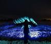 When the trees were human. (Nikolas Fotos) Tags: longexposure lightpainting lightart llightpainting lihgt longexposurephoto lichtmalerei lightpaintingphotography lichtkunst lightbrush nightshot nightphoto nightphotography nightscape night nightlights