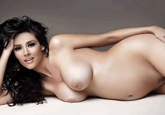 Dorismar Pregnant Naked 13 (ghyslain.aube) Tags: femme enceinte nue