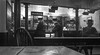 Pub ghosts (stevefge) Tags: 2017 london uk pubs historic bw blackandwhite zw zwartwit monochrome mono bar people candid blur unsuspectingprotagonists reflectyourworld