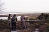 Taking it in (Stephanie Overton) Tags: arne dorset wareham walk country outside green brown heath film 35mm olympus decemeber