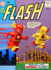The Flash No.139 (1963) (Andrew Cookston) Tags: lego dc comics the reverse flash professor zoom eobard thawne barry allen future 25th century red yellow blue purple green gold carmine infantino john broome 1963 139 sliver age photoshop christo7108 custom minifig stilllife toy lighting nikon macro photography andrew cookston andrewcookston