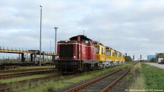 211 125 / 25.10.17 (Schumny) Tags: 211 125 be bentheimer eisenbahn diesel diesellok lok lokomotive locomotive deutschland company cuxhaven cux güterverkehr