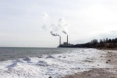 IMG_2932 (KentY009) Tags: blue harbor resort sheboygan falls us flag power plant smoke biggest tribute freedom wisconsin nature lighthouse snow ice rocks canon 6d 14mm 28 rokinon 50mm 25 40mm stm 100300mm l lens 4 56