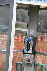 DSC_4438 (earthdog) Tags: 2018 needstags needstitle nikon d5600 nikond5600 18300mmf3563 phone payphone phonebooth losgatos losgatoscreektrail