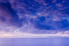 All Quiet On This Front! (BGDL) Tags: lightroomcc afsnikkor55200mm1456g bgdl landscape seascape nikond7000 prestwick arran 7daysofshooting week29 serene texturetuesday