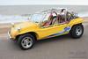 Buggy at the Beach (innpictime ζ♠♠ρﭐḉ†ﭐᶬ₹ Ȝ͏۞°ʖ) Tags: beach suffolk felixstowe prom promenade seaside car sea yellow bugeyed rally motor automobile hotrod customised modified searoad beachbuggy rollbars 519569051344193 seatbelts