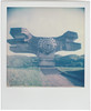 polaroid1655 (www.cjo.info) Tags: 1960s 1967 20thcentury balkanpeninsular bjelovarskobilogorskacounty bjelovarskobilogorskažupanija croatia dušandžamonja europe formeryugoslavia hrvatska integral monumenttotherevolutionofthepeopleofmoslavina podgarić polaroid polaroidsx70alpha1 sx70 sx70color southeasterneurope spomenikrevolucijenarodamoslavine theimpossibleproject wwii worldwar2 worldwarii analogue antifascist art cloud communism communistera concrete film memorial modernart monument sculpture sixties sky spomenik war