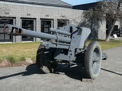 "10.5cm le FH 18 Field Howitzer 1 • <a style=""font-size:0.8em;"" href=""http://www.flickr.com/photos/81723459@N04/39200189245/"" target=""_blank"">View on Flickr</a>"