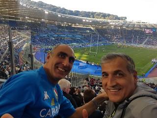 Rugby Six Nations, ITA vs ENG, Roma 4 Febbraio 2018