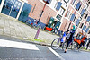 Amsterdam (kirstiecat) Tags: amsterdam dutch syrian refugees bicyclists architecture housing netherlands
