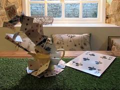 Playing Card and Tea Pot The Mad Hatters Tea Party Kavanagh's Tea Room Alice in Wonderland Afternoon Tea Church Passage Oakham Rutland (@oakhamuk) Tags: themadhatters teaparty kavanaghstearoom aliceinwonderland afternoontea churchpassage oakham rutland martinbrookes