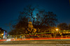 Capalta Tree Super Moon (daveseargeant) Tags: night shot medway capalta leica x rochester typ 113