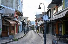 Ioannina 15:41 , Siesta time (Chris Maroulakis) Tags: ioannina old city nap siesta clock desert street nikond7000 chris maroulakis epirus 2017