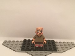 Lego Custom: Chi Chi (The Amazing World of Gumball) (Captain Crafter) Tags: lego villain villains custom chi miracle star mirastar the amazing world gumball tawog meme memes copycats copycat goat goats bootleg bootlegs knockoff knockoffs cartoons cartoon network china tv show shows asriel dreemurr chichi