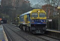 319 (firedmanager) Tags: continentalrail locomotora locomotive emd 319 dieselelectric diesel tren train trena ferrocarril freighttrain