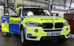 LJ67 EAO (Ben Hopson) Tags: northumbria police bmw x5 armed response vehicle firearms arv brand new service 2017 late lj67 grill lights blue eao proud protect lj67eao