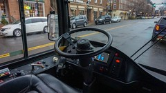 DASH Alexandria Transit Company New Flyer Xcelsior XE40 Demo (MW Transit Photos) Tags: dash alexandria transit company new flyer xcelsior xe40 demo