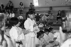 (Pía McCoy) Tags: girl children boy aikido sport egreso photo blackandwhite monocromo infantil people canon