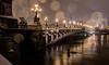 SnowyBridge (FRSK Photography) Tags: hdr canon 7dmarkii bridge alexandreiii pont paris capitale france frsk snow neige crue2018 europe 1740 crueparis night architecture french city parisien ngc