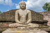 J3. Polonnaruwa - Vatadage (Darth Jipsu) Tags: carving sacred cholas landmark srilanka buddha shrine religion unesco buddhism polonnaruwa statue stupa ceylon vatadage ceylan nissankamalla ruins architecture king temple historic northcentralprovince lk