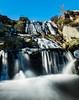 A trip to Rhiwargor waterfalls 💧 (EYeardley) Tags: waterfalls rhiwargorfalls rhiwargor lakevyrnwy wales water frozen longexposure 10stopnd 10stopfilter sunshine sunnyday countryside 365 3652018 day56 25thfebruary2018 nikond3300 nikon