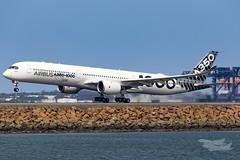 F-WLXV Airbus A35K 34L YSSY-4925 (A u s s i e P o m m) Tags: airbus a35k a3501000 syd yssy sydneyairport aib359 a350xwbtour