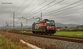 Lis Bari-Lamasinata-Sibari in transito a Massafra (TA) per mantenimento linea