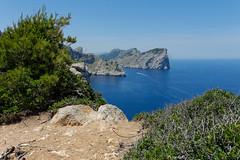 Cap Formentor - Mallorca - Spanien (Peter Goll thx for +6.000.000 views) Tags: 2014 mallorca urlaub capformentor formentor cap spain spanien mittelmeer sea ocean meer seascape rock balears balearen
