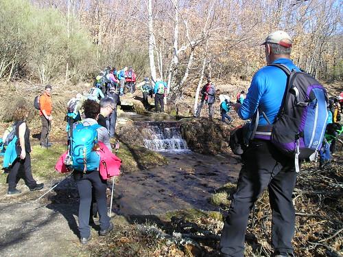 Senderismo por Cascadas Aguas Cemidas Zamora Fotografía Javi Cille (17)