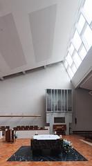 BELLOC-210 (MMARCZYK) Tags: france pays basque pyrénéesatlantiques nouvelleaquitaine belloc abbaye abbatiale opactwo benedictin architecture modernisme brutalisme 1969 64