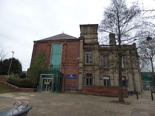 Bilston Town Hall - Church Street and Lichfield Street, Bilston
