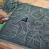 Teratoiid Theoloiid (Teratoiid) Tags: linocut linogravure teratoiid monstre monster gravure