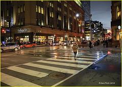 180227 The Village (16) (Aben on the Move) Tags: toronto ontario canada city urban night dark street
