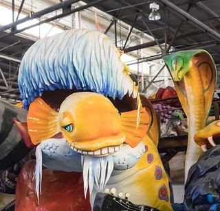 2018 Mardi Gras World, New Orleans (118)