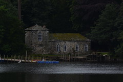 house on derwentwater, Lake District, UK. (Mark240590) Tags: 300mm tamron nikon photo dramatic island lake house keswick derwentwater lakedistrict lakes
