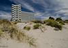 Puerto Madryn - Rayentray Hotel (nebulous 1) Tags: argentina glene puertomadryn rayentrayhotel sand beach nebulous1 nikon ocean