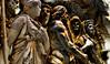 Ashmolean Museum - Oxford (Bobinstow2010) Tags: ashmolean statue topaz photoshop museum oxford university stone people rome