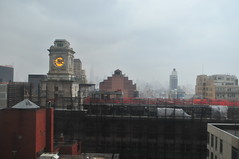Looking Uptown (Triborough) Tags: ny nyc newyork newyorkcity newyorkcounty manhattan civiccenter lowermanhattan