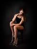 Ballet shoes (richardhallyh) Tags: nikond750 strobist studio lowkey ballerina pointe ballet