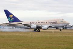 Saudi Arabian Government / B747SP / HZ-HM1B / LFPB (_Wouter Cooremans) Tags: lebourget paris le bourget parislebourget lfpb aéroport de parisle spotting spotter avgeek aviation saudi arabian government b747sp hzhm1b saudiarabiangovernment b747 747sp